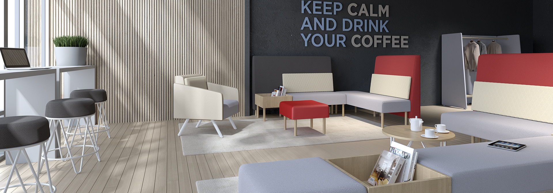 Proteo Panca | Soft Seating - Smart Office | LTContract