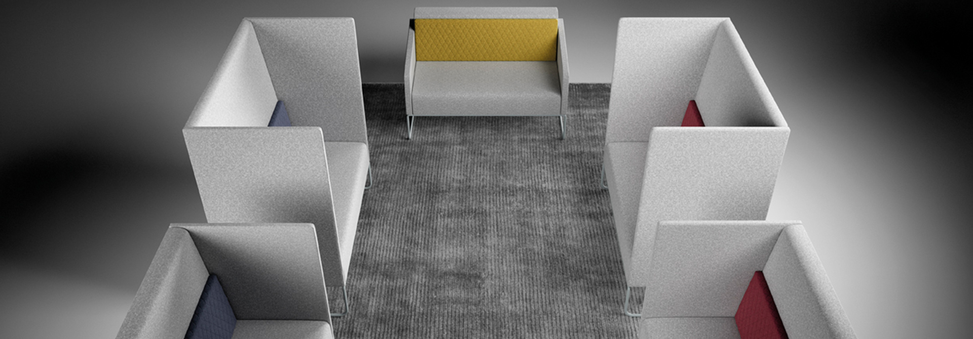 Proteo | Soft Seating - Smart Office | LTContract