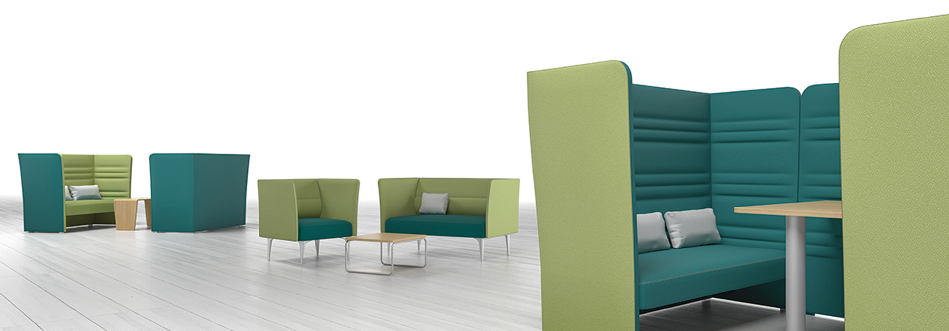 Sinua | Soft Seating - Smart Office | LTContract