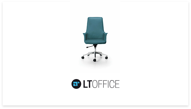 Poltrone ufficio | Poltrone conferenza | Arredamento contract